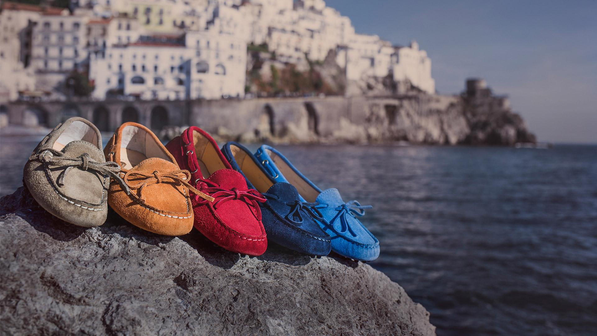 i famosi sandali di Positano fe27f9a357e